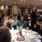 Λογοτεχνικό δείπνο με τους συγγραφείς Δημήτρη Σωτάκη και Θανάση Χειμωνά