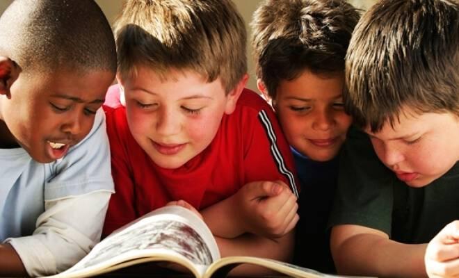 children read