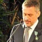 Ο Δημήτρης Στεφανάκης τιμήθηκε με το διάσημα του Ιππότη Γραμμάτων & Τεχνών του Γαλλικού Κράτους