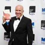 Ο 53χρονος συγγραφέας Ρίτσαρντ Φλάναγκαν, νικητής του φετινού 46ου Βραβείου Booker