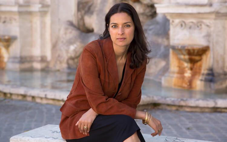 Jhumpa Lahiri Rome Italy 2013