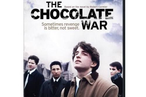 a literary review of the chocolate war by robert cormier This is one of those where you talk about the theme more than the actual story:  it's the best book  (a book review of the chocolate war by robert cormier.