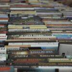 Eπιστρέφει το 20ήμερο παζάρι βιβλίου στην πλατεία Κοτζιά