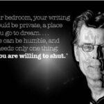 Συμβουλές Δημιουργικής Γραφής απο τον Stephen King, του Παντελή Λιάκα