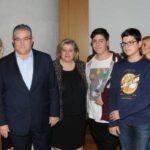 Τελετή απονομής των βραβείων του 2ου Πανελλήνιου Μαθητικού Διαγωνισμού με θέμα «Η ιστορία του σχολείου μου».