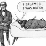 Ονειρεύτηκα πως ήμουν ο Κάφκα, της Αγλαΐας Παντελάκη