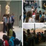 Εκπαιδευτικό πρόγραμμα για παιδιά 4-8 ετών στο Μουσείο της Ακρόπολης