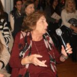 Μια ξεχωριστή βραδιά για τη Ζωρζ Σαρή, στο Μουσείο Σχολικής Ζωής και Εκπαίδευσης