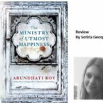 Blood and flowers, by Sotiria Georganti [The Ministry of Utmost Happiness, Arundhati Roy] Review