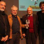 11ο Φεστιβάλ Ελληνικού Ντοκιμαντέρ – docfest: Τιμητική Εκδήλωση στον σπουδαίο ποιητή Τίτο Πατρίκιο στο Θέατρο Παπαδημητρίου.