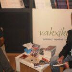 O Γκιουργκέντς Κορκμαζέλ συνομίλησε με τον Κώστα Στοφόρο για το Literature.gr